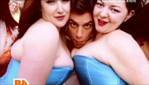 Кадр из видеоклипа Big Girl (You Are Beautiful)